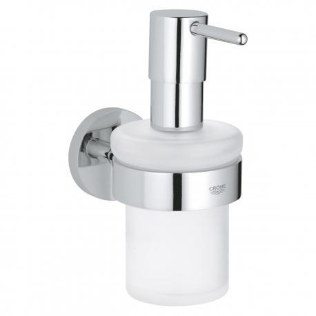 Аксесоари за баня GROHE Essential - Стъклена чаша с държач