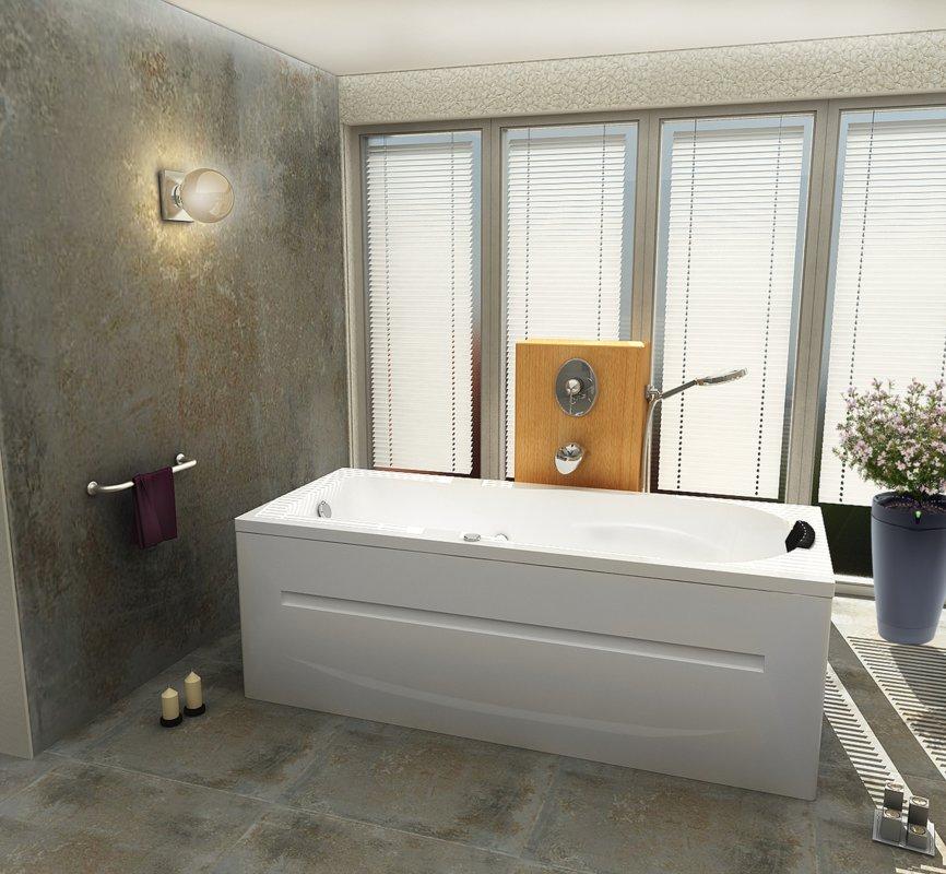 Хидромасажна вана Мадрид от Баня.бг - Влез в банята!